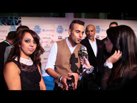 Punjab2000.com interview with H Dhami at the UK AMAs 2012