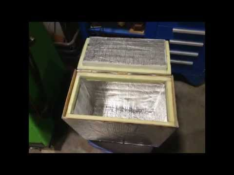 Холодильник из пенопласта своими руками - Simple Market - Fun & Music Videos
