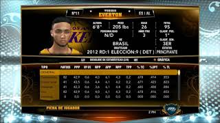 NBA 2K13 - MICHAEL JORDAN FAN/FOLLOWER SOCIAL MEDIA + MY PLAYER STATS