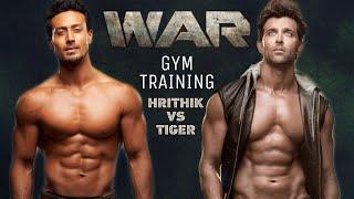 Hrithik vs Tiger Gym Training For War, War Movie Story, War Trailer