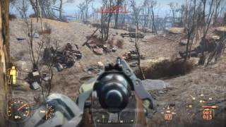 Fallout 4 Episode 2 Clearing out the wasteland