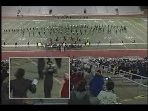 Newman Smith High School Trojan Marching Band 2007 - Espana Video