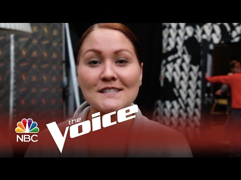 The Voice 2014 - DaNica Answers Your Twitter Questions (YouTube Exclusive)
