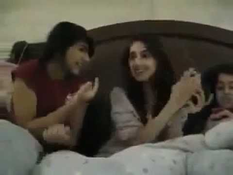 Pakistani Girls Abusing