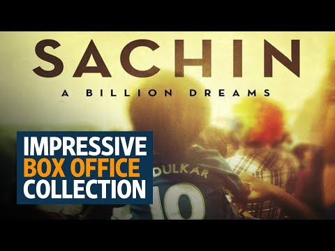 'Sachin: A Billion Dreams' opens to impressive weekend collections
