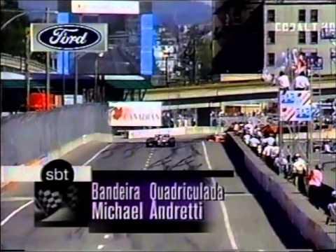 VITORIA de Michael Andretti nas 200 Milhas de Vancouver de 1996