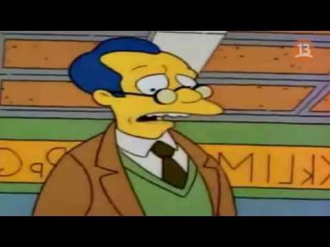 Youtube Poop Hispano,los Simpsons video