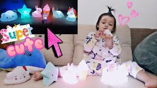 Twinkle Twinkle Little Star 🌟   Đèn Ngủ Diệu Kỳ | Super Cute Light - Magical Light ♥️ Bé Hin