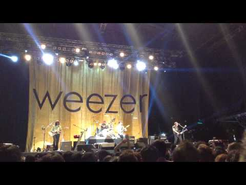 tired of sex - weezer (LIVE IN JAKARTA, INDONESIA)