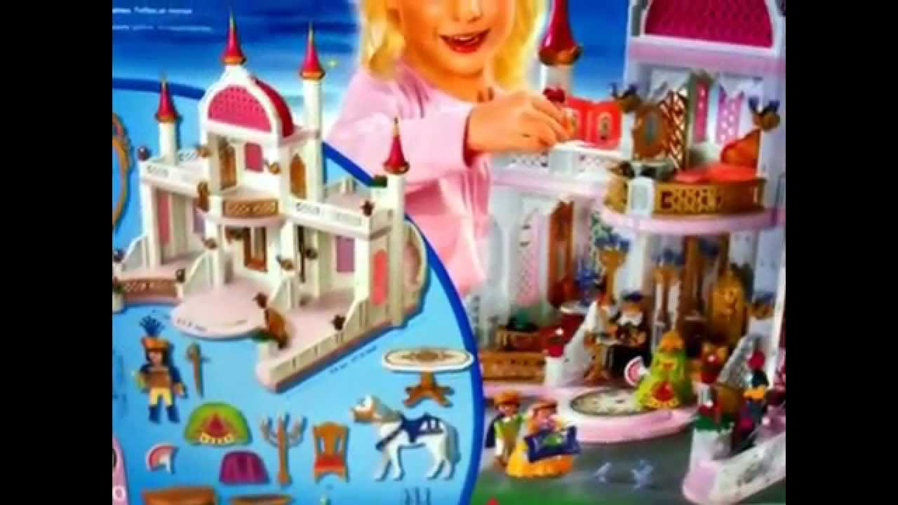 playmobil princesse chateau princess youtube. Black Bedroom Furniture Sets. Home Design Ideas