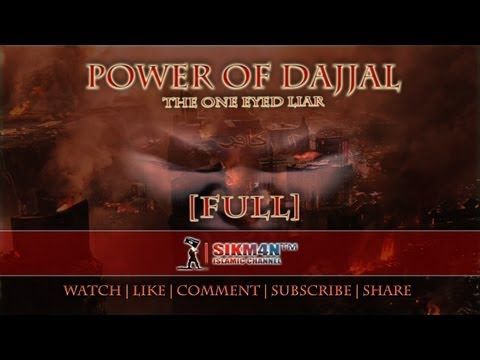 Power Of Dajjal ᴴᴰ - The One Eyed Liar || [full] video