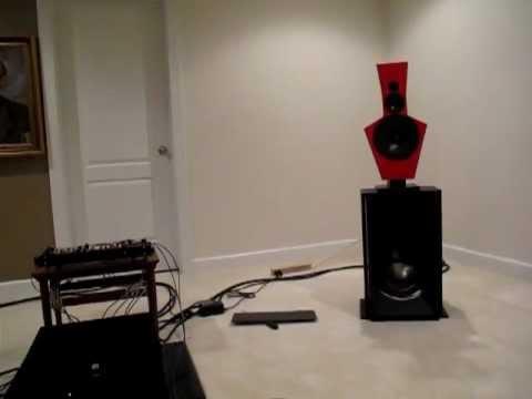 LX521 Open-Baffle Loudspeaker