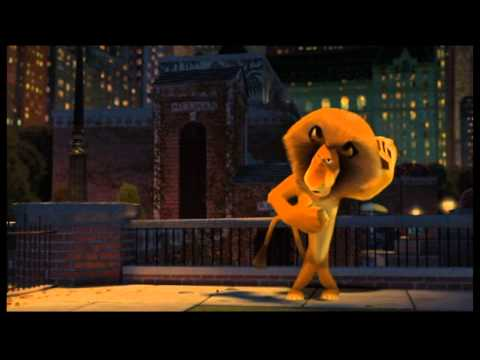 I Like To Move It Original   Madagascar HD