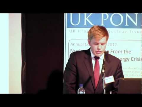 Matthew Cottee on the Nuclear Security Regime and Its Role in Nuclear Stability'