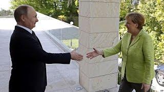 Геи, протесты, химоружие: о чём еще говорили Путин и Меркель? ПОЛНАЯ ВЕРСИЯ