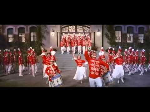 76 Trombones (Full Scene) - The Music Man (1962)