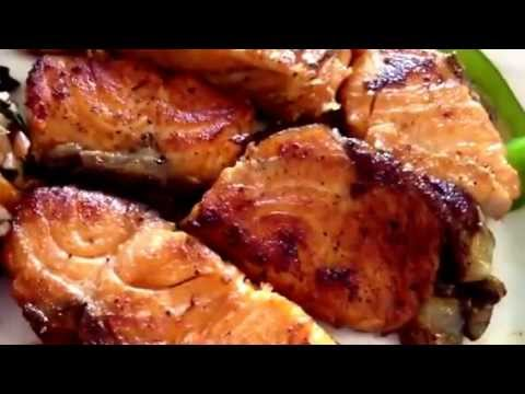 How to cook salmon easily but deliciously youtube for How to cook salmon fish
