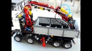 Lego Technic 42043 Replica by dokludi