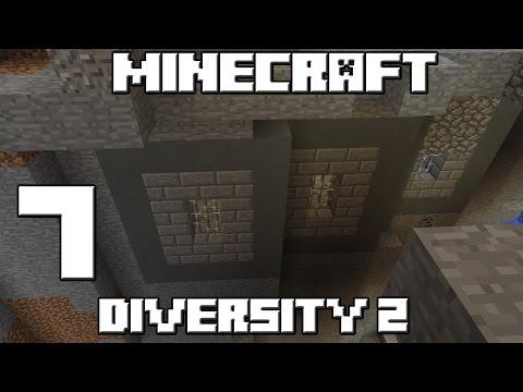 Minecraft Mapa DIVERSITY 2 Capitulo 7