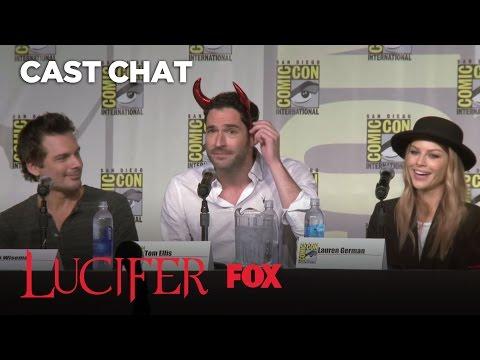 Comic-Con 2015 Panel | Season 1 | LUCIFER