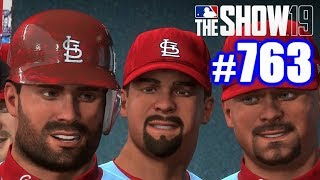 FOUR HOME RUNS IN A PLAYOFF GAME! | MLB The Show 19 | Road to the Show #763