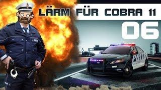 Lärm mit Cobra 11 - #006 - Schießerei in der Innenstadt [FullHD] [deutsch]