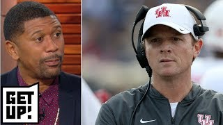Ed Oliver confrontation handled poorly by Major Applewhite - Jalen Rose | Get Up!