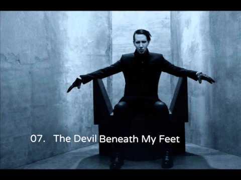Marilyn Manson - The Devil Beneath My Feet
