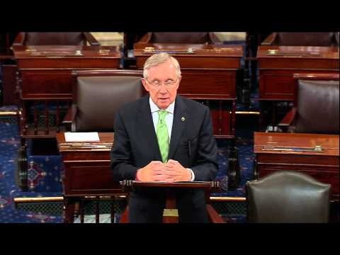 Reid: Speaker Boehner's Lawsuit Against Obama Is A Distraction
