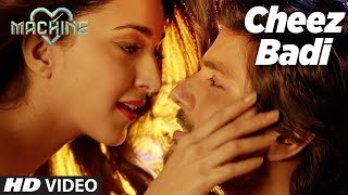download lagu Cheez Badi  Song, Machine, Mustafa & Kiara Advani, gratis