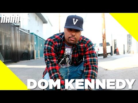 Dom Kennedy Gives an Update on His Next Album (Video)