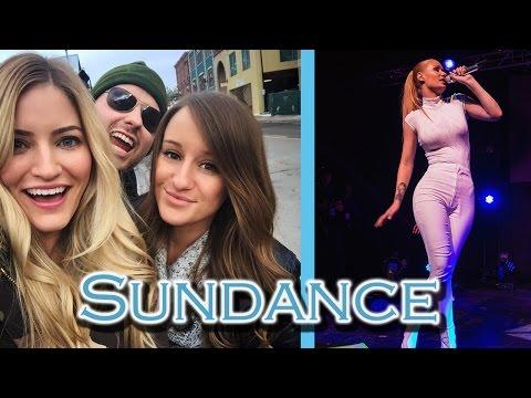 SUNDANCE + IGGY AZALEA SHOW!