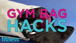 7 Gym Bag Hacks That Will Change Your Fitness Life | Fitness