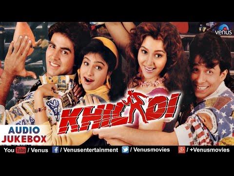 Khiladi Audio Jukebox | Akshay Kumar Ayesha Jhulka Deepak Tijori...