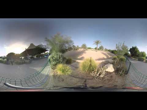 Al Ain Tourism guide 360: The Zoo Deer