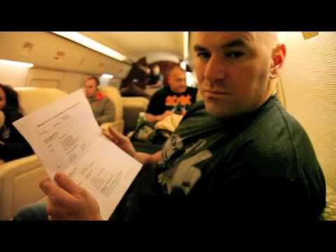 Dana White UFC 114 Video Blog - 5/24