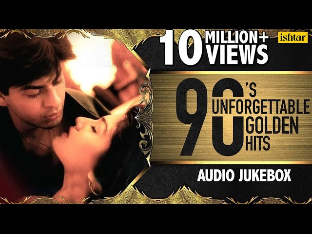 90's Unforgettable Golden Hits | Evergreen Romantic Songs Collection | JUKEBOX | Hindi Love Songs thumbnail
