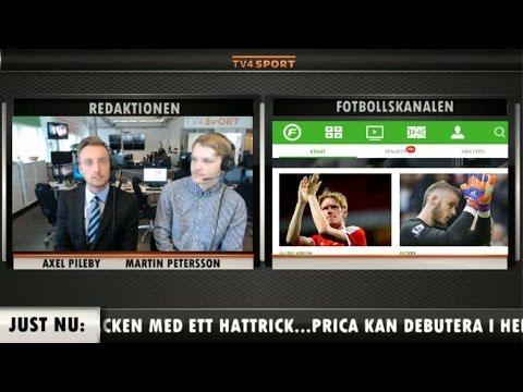 Press på Hammarby: