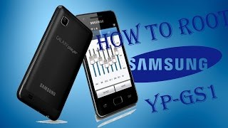 How to ROOT Samsung YP-GS1 (WiFi Player 3.6) *European version*