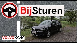 BijSturen - 2019 Volvo XC40 T4 2.0 190PK Momentum test review