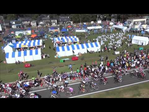 Ibaraki, Japan Cycle Tourism /Cycle-Bus,Tsukuba Rinrin Road, Kasumigaura Enduro