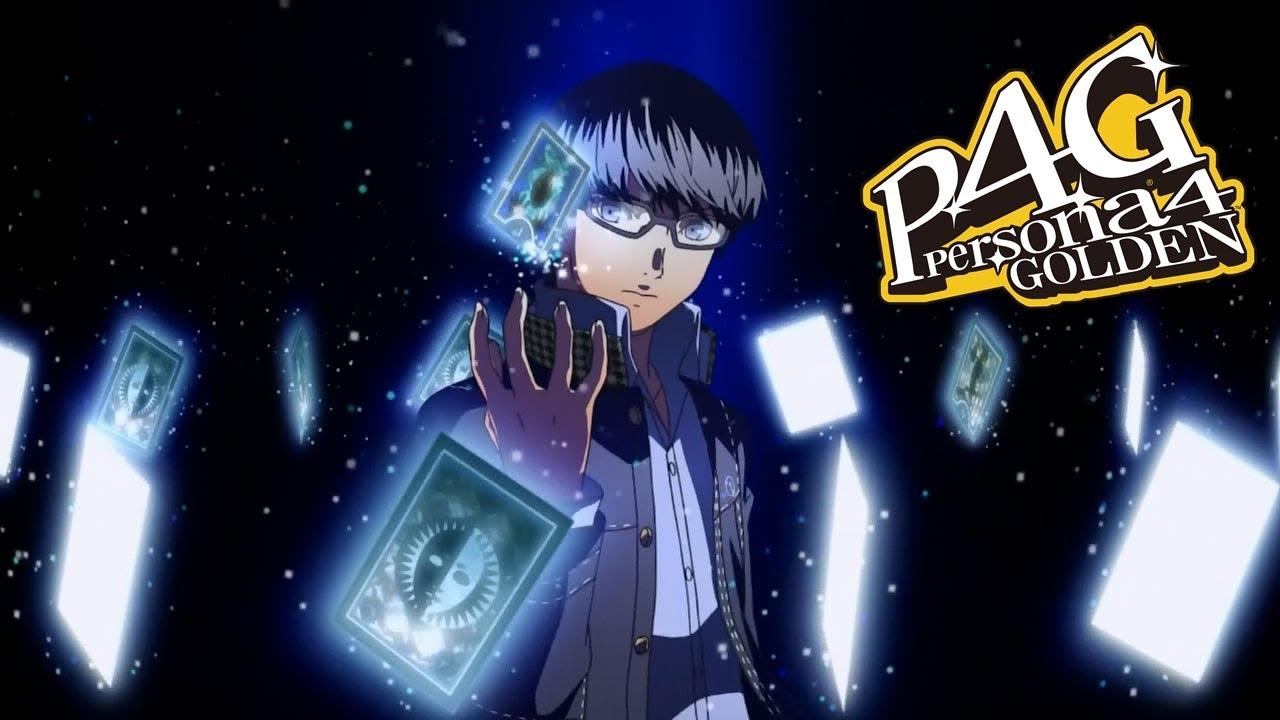 Persona 4 Izanagi Magatsu Persona 4 Golden - izanagi no