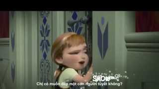 Lyrics+Vietsub Do You Want To Build A Snowman   from Frozen HD