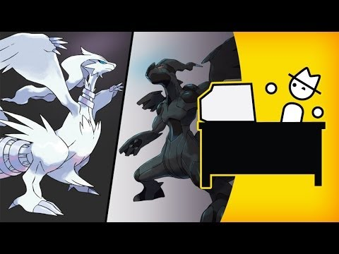 POKEMON WHITE (Zero Punctuation)