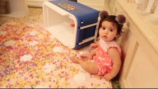 BABY PRANKS MOMMY AND DADDY!!!