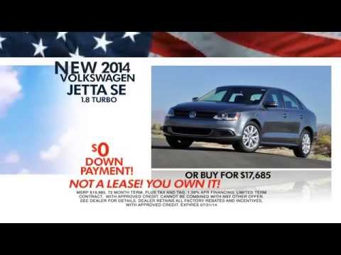 "FX Caprara Volkswagen -- ""FX Excellence Summer Sales Event "" (07/2014)"