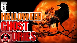 5 True HALLOWEEN Ghost Stories - Demons and Witches - Darkness Prevails