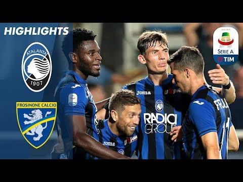Atalanta 4-0 Frosinone | La doppietta di Gómez assicura una vittoria schiacciante | Serie A