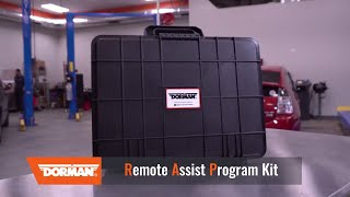 Dorman's Remote Assist Programming Tool
