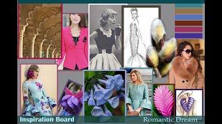 Fashion Mood Board Presentation